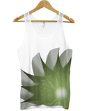 Green Swirl All Over Vest - Inct Apparel - 1
