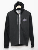 INCT Embroidered Logo Zip Hoodie - Inct Apparel - 1