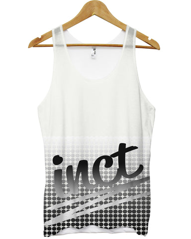 Inct Dots All Over Vest - Inct Apparel - 1