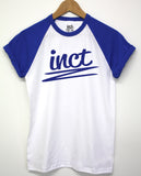 INCT Baseball T Shirt - Inct Apparel - 1