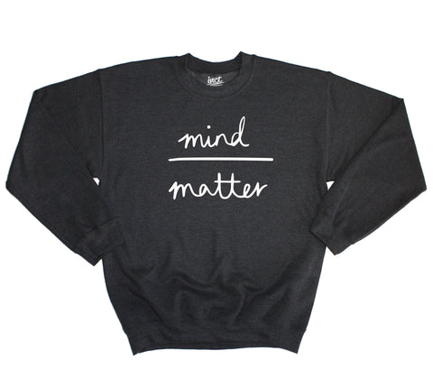 Mind / Matter Sweater - Inct Apparel