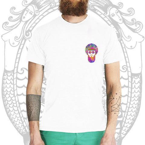 Pocket Festival Beard Tee -  Cool Beard Bro Co. - Inct Apparel - 1