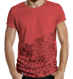 Distinkt Youth Hawaii Half Print T shirt - Inct Apparel - 2
