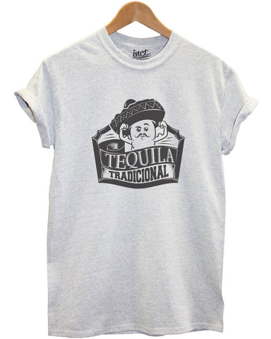Mexican tequila tradicional t shirt - Inct Apparel