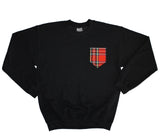 Tartan Pocket Sweater - Inct Apparel - 2