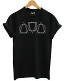 Triangle Rectangle T Shirt - Inct Apparel - 2