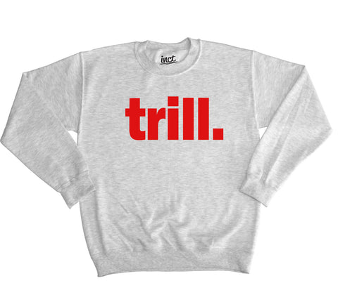 Trill Sweater - Inct Apparel