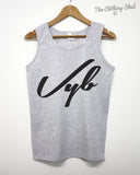 Vibe basic logo vest - Inct Apparel - 3