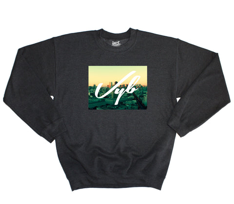 Vyb city view sweater - Inct Apparel
