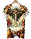 Adoration all over print t shirt - Inct Apparel - 1