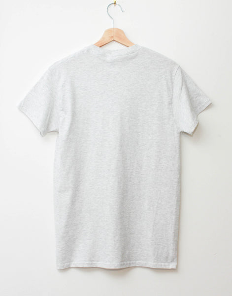 Good vibes t-shirt (ash grey)