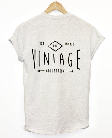 Inct Vintage Collection T Shirt - Inct Apparel - 1