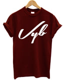 Vyb basic logo t shirt - Inct Apparel - 1