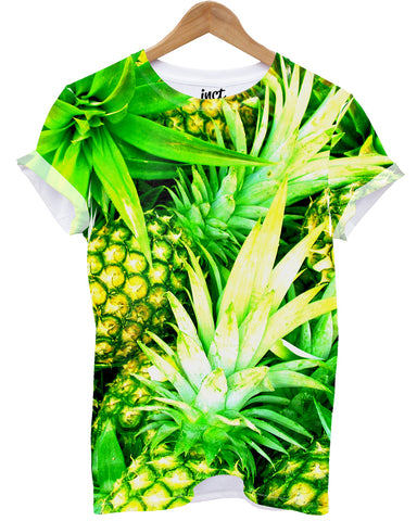 Pineapple Bright All Over T Shirt - Inct Apparel