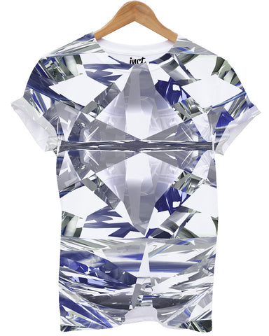 Diamond All Over T Shirt - Inct Apparel