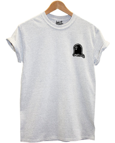Ghost Pocket T Shirt - Inct Apparel