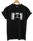 Hipster cat t shirt - Inct Apparel - 1