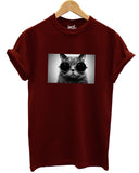 Hipster cat t shirt - Inct Apparel - 2
