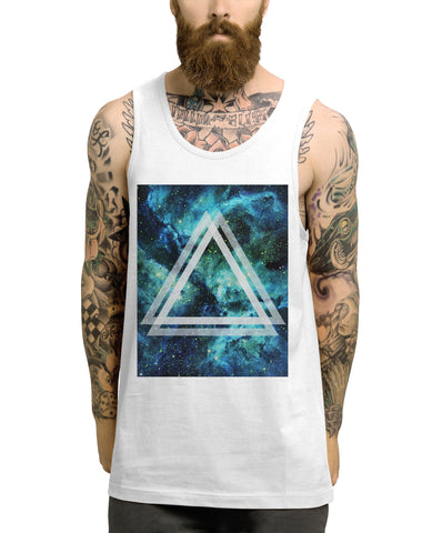 Hipster triangle vest - Inct Apparel