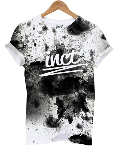 Inct Stain All Over T Shirt - Inct Apparel