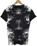 Ink Black All Over T Shirt - Inct Apparel - 1
