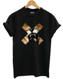 Lion cross t shirt - Inct Apparel - 1