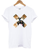Lion cross t shirt - Inct Apparel - 2