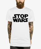 Stop Wars T Shirt - Inct Apparel - 1