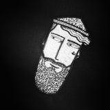 CBB Hoodie - Cool Beard Bro Co. - Inct Apparel - 2