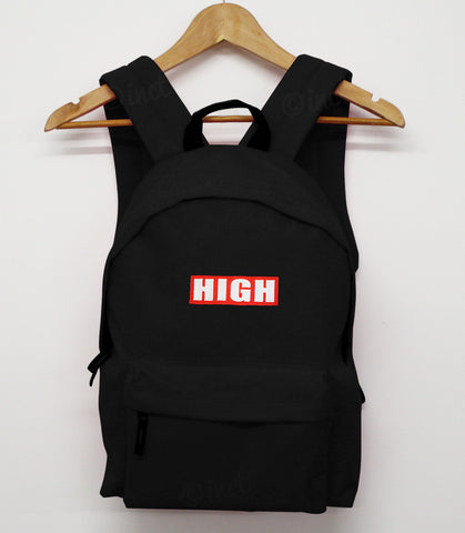 High back pack - Inct Apparel