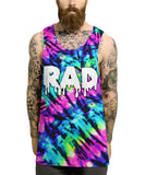 Rad festival all over vest - Inct Apparel - 2