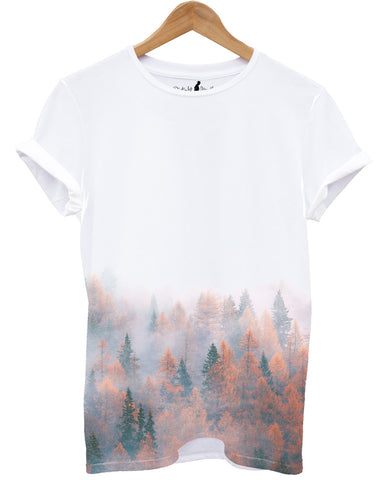 Distinkt Youth Rusty Forest T shirt - Inct Apparel - 1