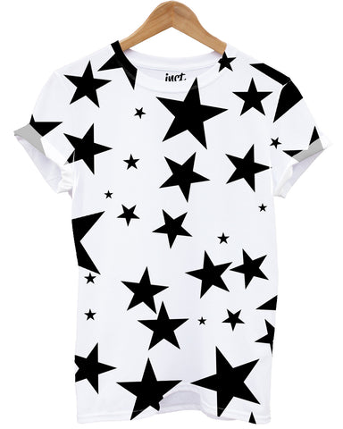 Stars All Over T Shirt - Inct Apparel