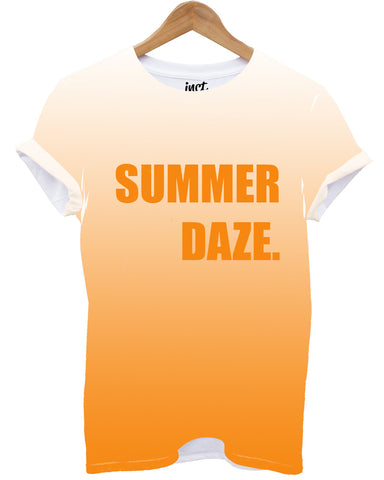 Summer Daze All Over T Shirt - Inct Apparel