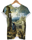 The vision of Ezekiel thug thang all over t shirt - Inct Apparel - 1