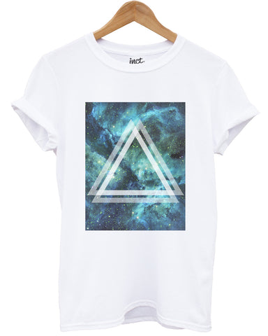 Hipster triangle t shirt - Inct Apparel