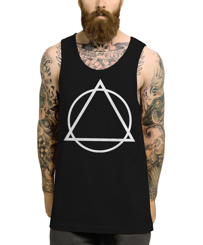 Triangle circle vest - Inct Apparel