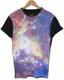 Universe Black All Over T Shirt - Inct Apparel - 1