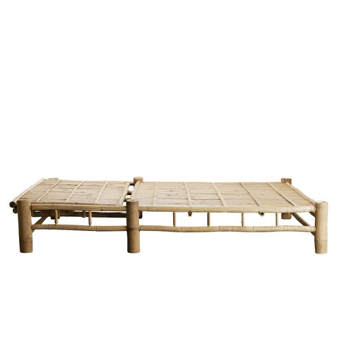 Bamboo daybed XXL