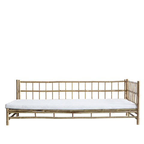 Bamboo lounge bed - Left