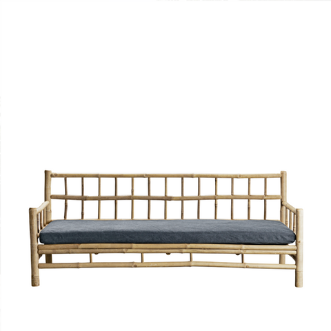 Bamboo lounge sofa
