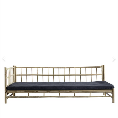 Bamboo lounge bed - Right