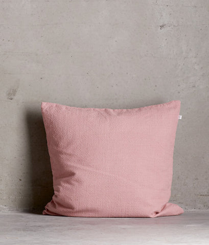 Soft cotton pillow 'Rose'