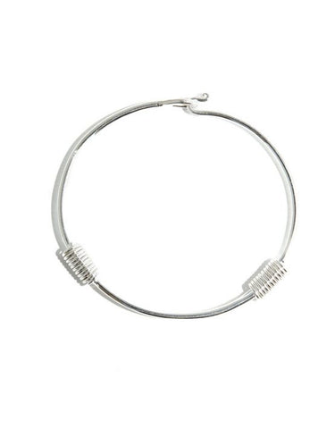Elephant hair bangle