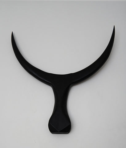 Karbouw horns - black