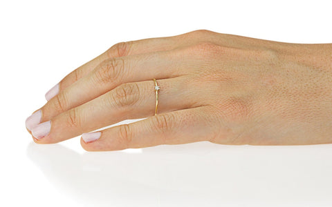 Juliet ring - 9ct Yellow Gold