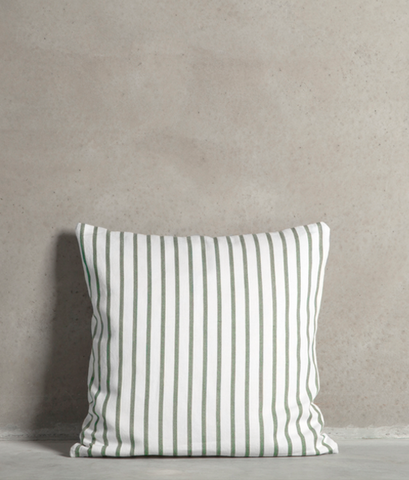Bohostripe pillow