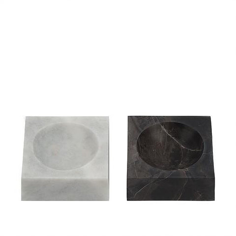 Black & White marble bowls