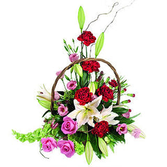 Fresh Flower Basket Arrangements from Limerickflowers