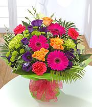 Colourful Bouquet from Limerickflowers